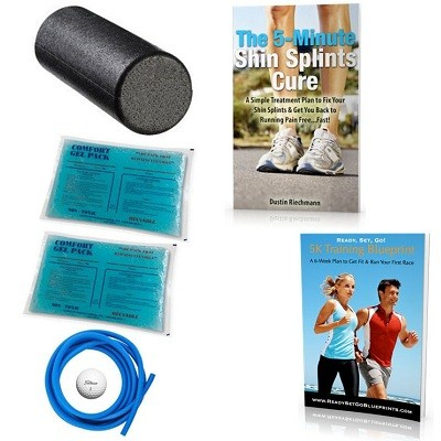 Shin Splints Treatment Kit